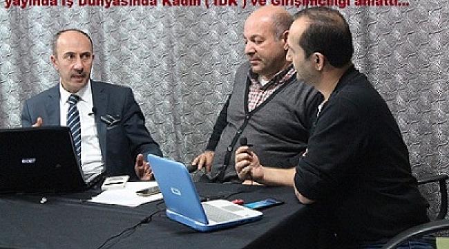 Alim, Aras Tv de Soruları Cevapladı